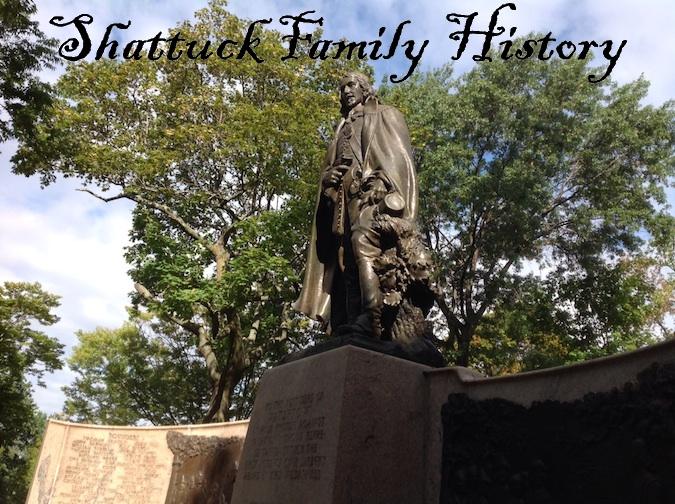 Shattuck Genealogy